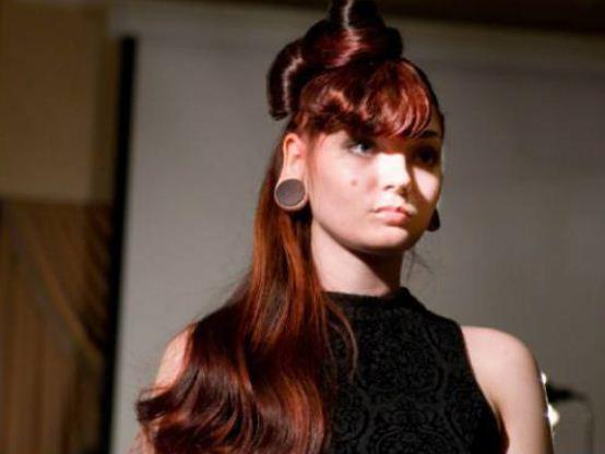 Element Hair at 2013 Fashion Forward Showcase