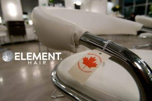 Element Hair made in Canada