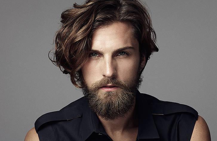 Natural Balayage highlights for men. Hair colouring. Element Hair Waterloo