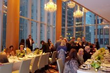 KAO KMS Goldwell partner experience dinner