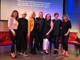 arrojo expo 2017 celebrates women and hairdressing