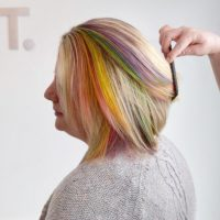 Elumen color Element Hair Waterloo