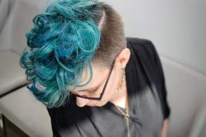 Elumen color Element Hair Studio in Waterloo