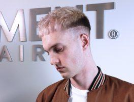 mens short hair