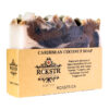 Caribbean coconut natural soap