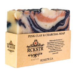 Pink Clay natural soap