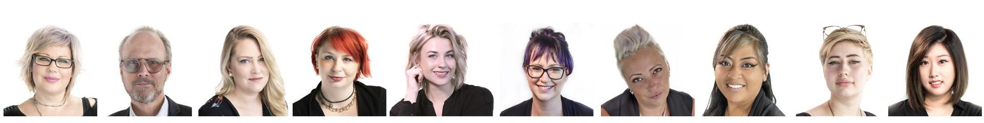 hair stylists Element Hair waterloo