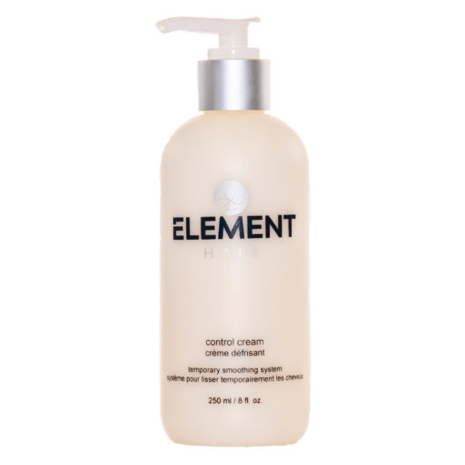 Control Cream for hair smoothing and heat protection