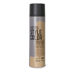 kms stylecolor brushed gold