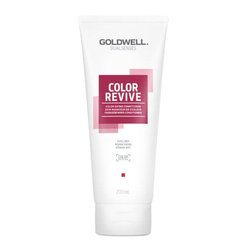 DUALSENSES COLOR REVIVE COLOR CONDITIONER COOL RED 200ML