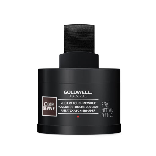 DUALSENSES COLOR REVIVE ROOT RETOUCH POWDER DARK BROWN TO BLACK 3.7g