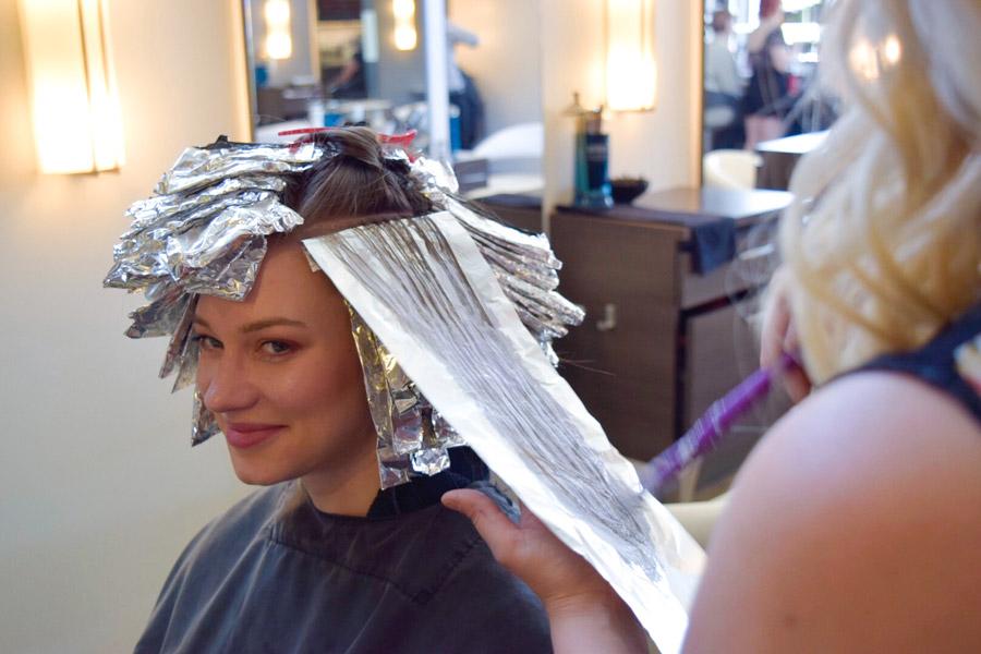 hair salon hiring