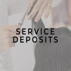 Service Deposits