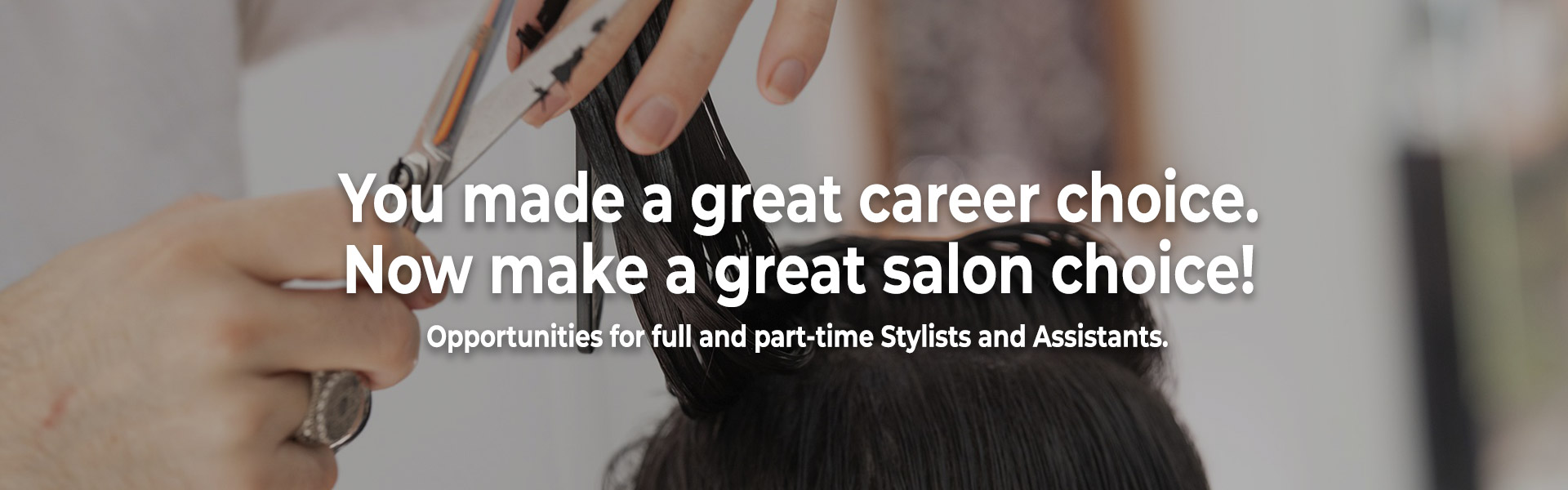 Element Hair salon is hiring
