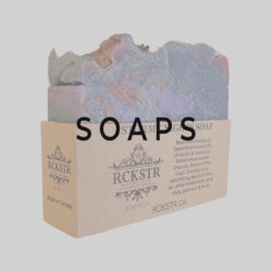 RCKSTR Soap Bars